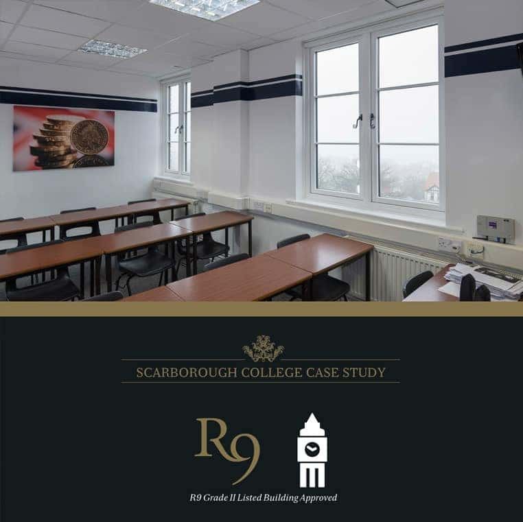 R9 Scarborough College Case Study